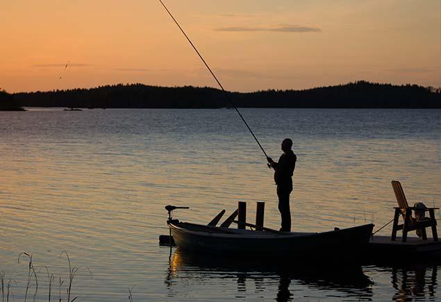 Особенности рыбалки на хищную рыбу