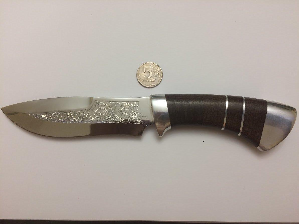 Самодельный нож кустарного производства