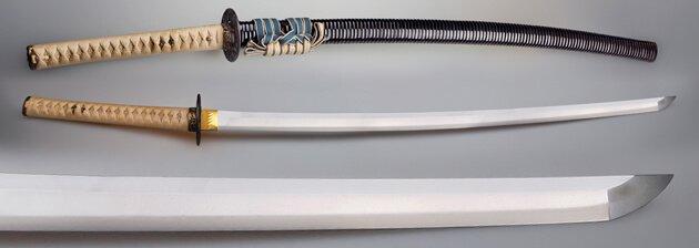 меч катана