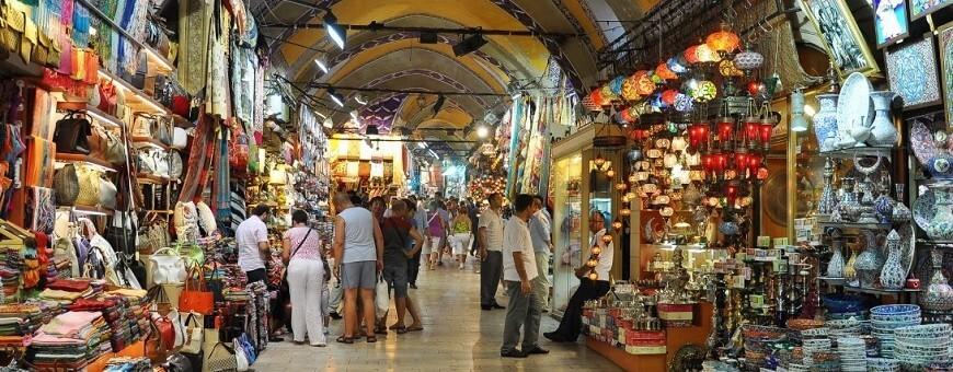 Гранд базар в Турции