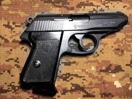 сигнальный пистолет