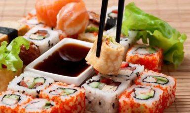 Купить суши в Днепре