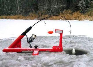 Жерлицы для зимней рыбалки